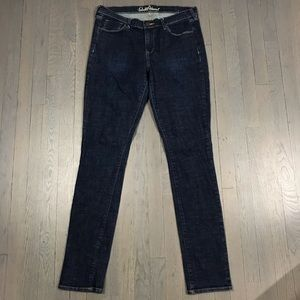 Old Navy Sweet Heart Skinny Straight Denim Jeans